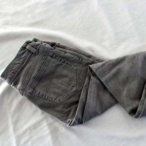 """The Limited """"Sexy Drew Fit"""" Jeans Size 8 in Gray"""
